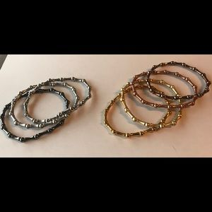 Lia Sophia Muliplicity Bracelets